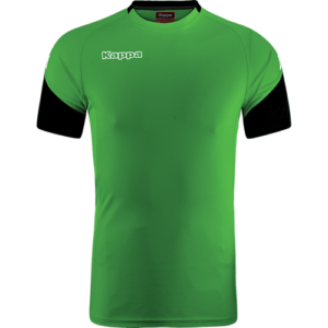 Abou Training shirt Green Blacl