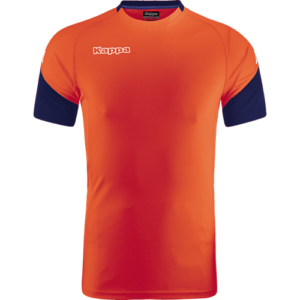 Abou training shirt orange marine