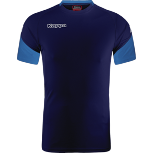 Abou Training Shirt Marine Azure