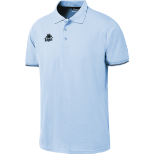 Corato polo light blue