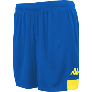 Paggo Shorts Blue Yellow