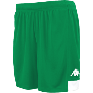Paggo Match shorts Green