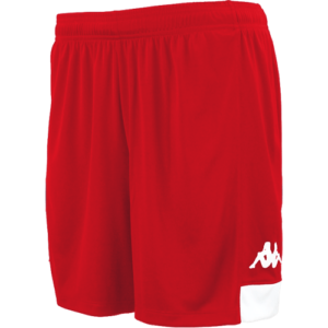 Paggo Match Shorts Red
