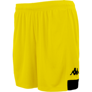 Paggo Match Short Yellow