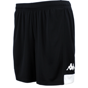 Paggo match shorts Black