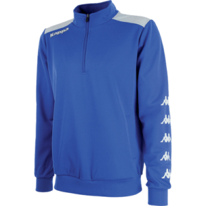 Sacco 1/4 Zip Nautic Blue
