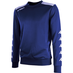 Saguedo sweater marine blue