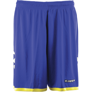 Salerne Short Blue Yelllow