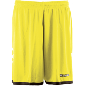 Salerne Shorts Yellow