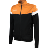 Vacone Track Top - Black Orange
