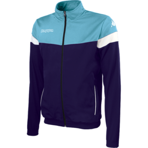 Vacone Track Top - marine blue light blue