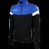 Vacone Track Top - Black Nautic Blue