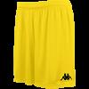 Vareso Short Yellow