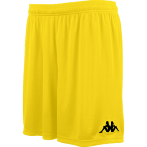 Vareso Short Yellow