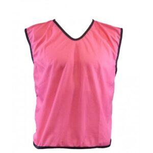 Pink Mesh Bib