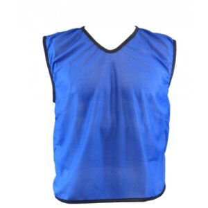 Royal Blue Mesh Bib