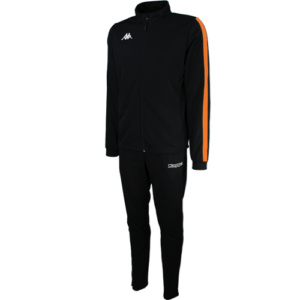 Salcito Tracksuit Black Orange