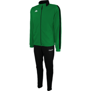 Salcito Tracksuit Green Black
