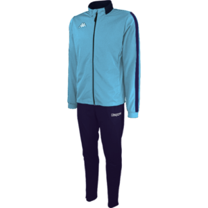Salcito Tracksuit Light blue black