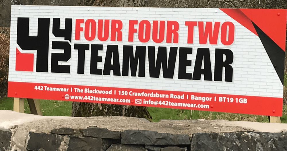 442 Teamwear location