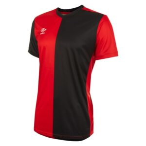 50/50 Jersey Vermillion Black