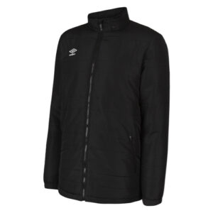 Club Essential Bench Jacket Black