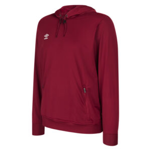 Club Essential Poly Hood New Claret