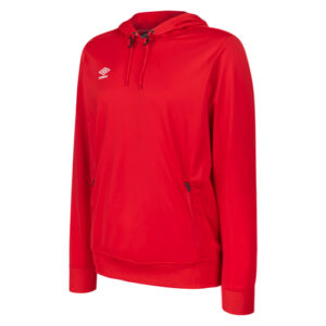 Club Essential Poly Hood Vermillion