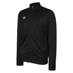 Club Essential Poly Jacket Black
