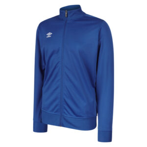 Club Essential Poly Jacket Royal