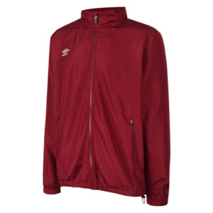 Club Essential Light Rain Jacket New Claret