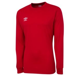 Club Jersey LS Vermillion