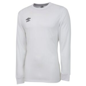 Club Jersey LS White