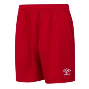 Club Short Vermillion