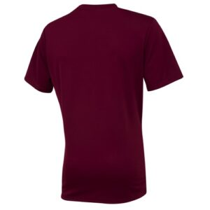 Club Jersey SS Claret back