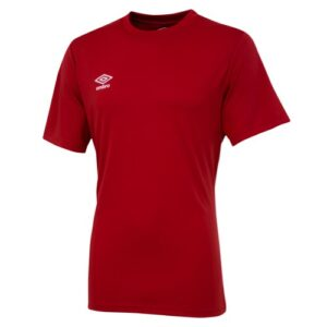 Club Jersey SS Vermillion