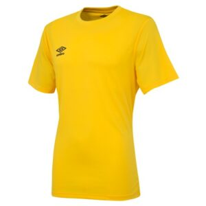 Club Jersey SS Yellow