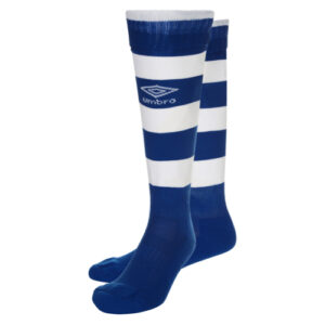 Hoop Sock Royal white