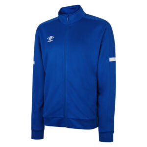 Legacy Track Top Royal White