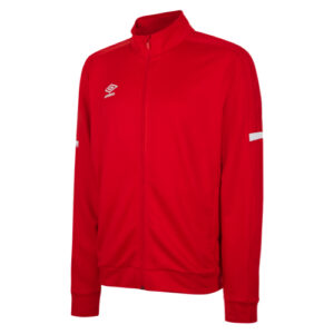 Legacy Track Top Vermillion