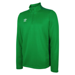 Training 1/2 Zip Sweat Emerald