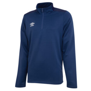 Training 1/2 Zip Sweat Navy