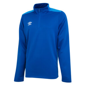 Training 1/2 Zip Sweat Royal french blue