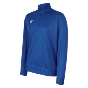 Essential 1/2 Zip Sweat Royal