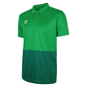 Training Poly Polo Emerald
