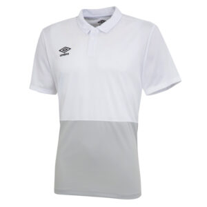 Training Poly Polo White