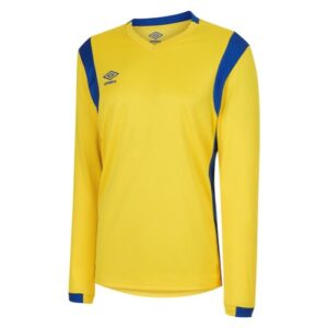 Spartan Jersey LS Yellow Royal