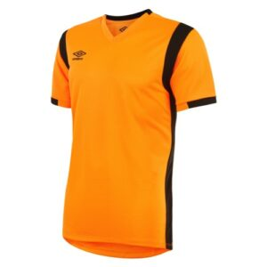 Spartan Jersey SS - Shocking Orange Black