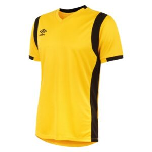 Spartan Jersey SS Yellow Black
