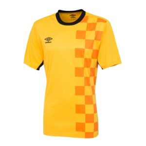Stadion Jersey SS - Yellow Black